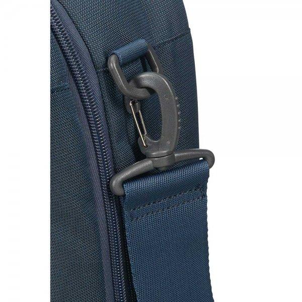 Samsonite Spark SNG Shoulder Bag blue Damestas van Polyester