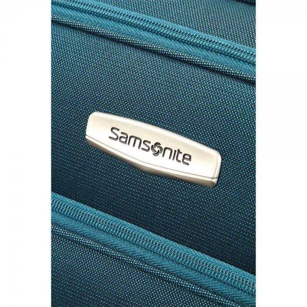 Samsonite Spark SNG Spinner 55 Length 40 black Zachte koffer van Polyester