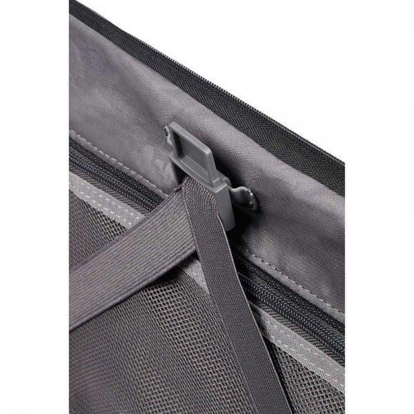 Samsonite Spark SNG Spinner 55 Toppocket black Zachte koffer
