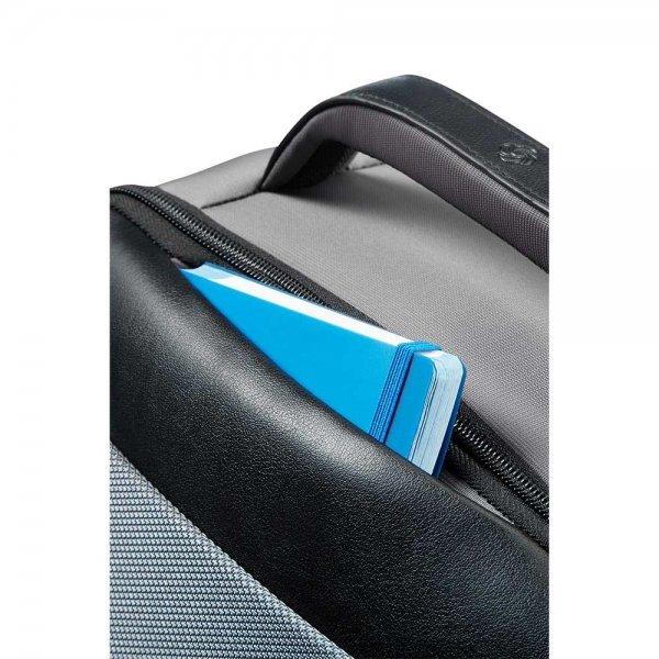 """Samsonite Spectrolite 2.0 Laptop Backpack 14.1"""" grey / black backpack van Polyester"""