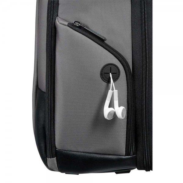 "Samsonite Spectrolite 2.0 Laptop Backpack 14.1"" grey / black backpack"
