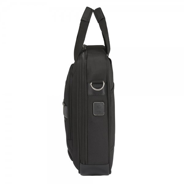 Samsonite Vectura Evo Laptop Bailhandle 14.1'' black van Polyester