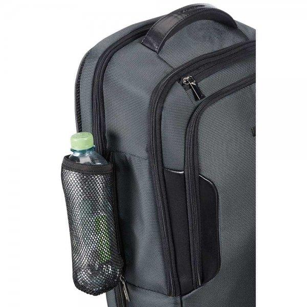 Samsonite XBR Laptop Backpack 15.6'' grey / black backpack van Nylon