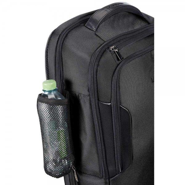 Samsonite XBR Laptop Backpack 17.3'' black backpack van Nylon