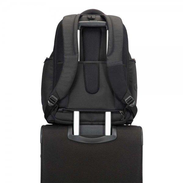 """Samsonite XBR Laptop Backpack 3V 15.6"""" black backpack"""