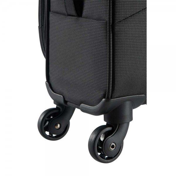 Samsonite XBR Mobile Office Spinner 55 black Zachte koffer