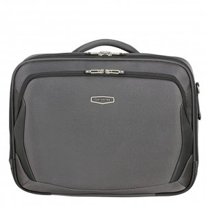 Samsonite X'Blade 4.0 Laptop Shoulder Bag grey/black