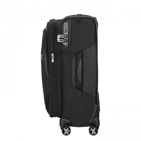 Samsonite X'Blade 4.0 Spinner 63 Exp black Zachte koffer