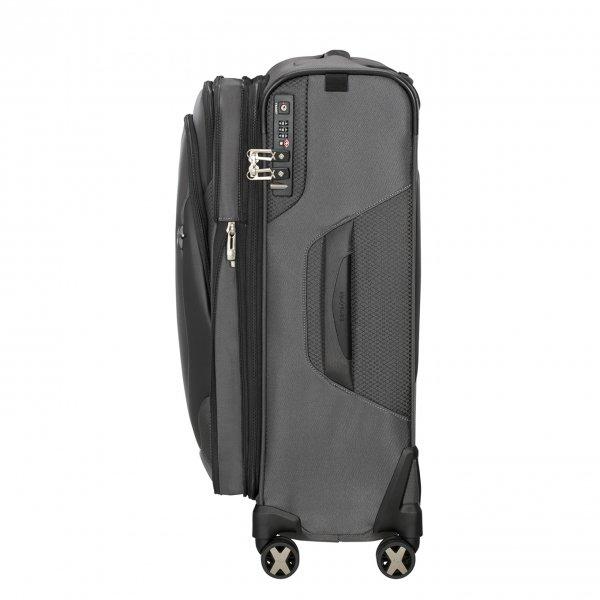 Samsonite X'Blade 4.0 Spinner 63 Exp grey/black Zachte koffer
