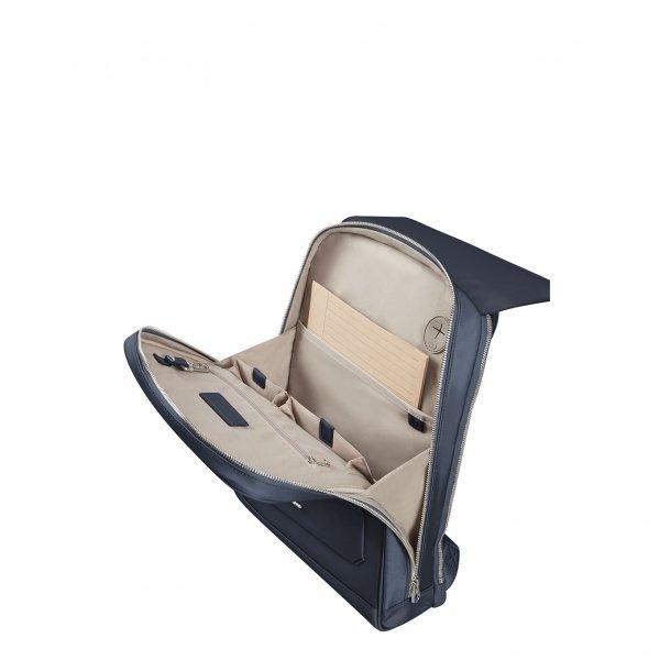 Samsonite Zalia 2.0 Backpack Flap 14.1'' midnight blue backpack