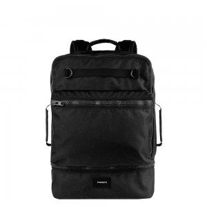 Sandqvist Algot Backpack black backpack