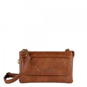 SuitSuit Fab Seventies Clutch / Crossbody Bag golden brown Damestas