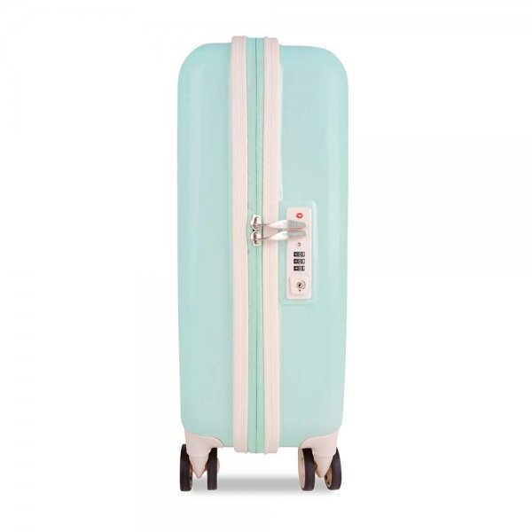 SuitSuit Fabulous Fifties Trolley 55 luminous mint Harde Koffer van Polycarbonaat