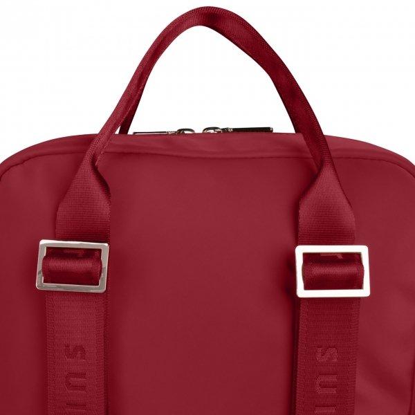 SuitSuit Natura Laptop Rugtas cherry backpack van Polyester