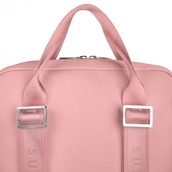 SuitSuit Natura Laptop Rugtas rose backpack van Polyester