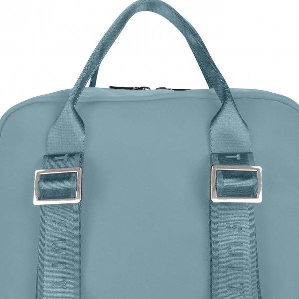 SuitSuit Natura Laptop Rugtas stone backpack van Polyester