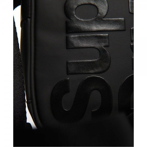 Superdry Side Crossbody Bag black van Polyester