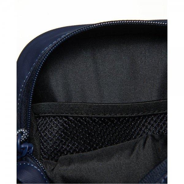 Superdry Side Crossbody Bag navy van Polyester
