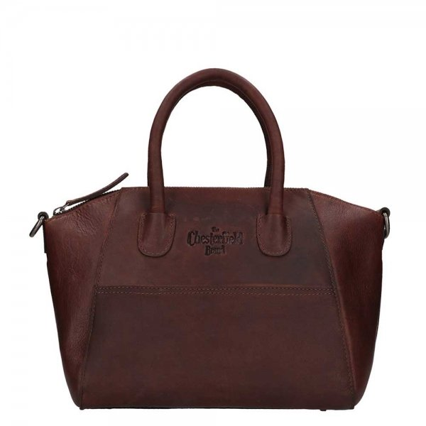 The Chesterfield Brand Alexa Shoulderbag brown Damestas