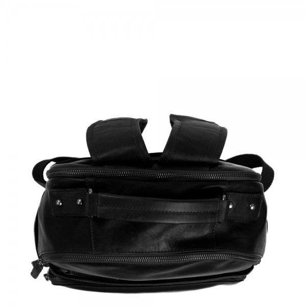 The Chesterfield Brand Austin Backpack black backpack van Leer