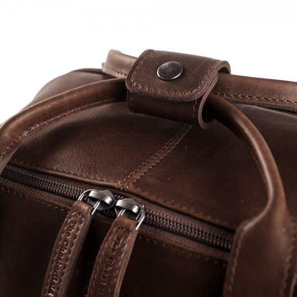 The Chesterfield Brand Belford Rugzak brown backpack van Leer