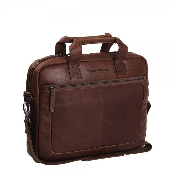 The Chesterfield Brand Calvi Laptoptas 15.6'' brown