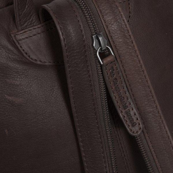 The Chesterfield Brand Claire Backpack brown Damestas van Leer