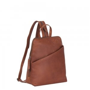 The Chesterfield Brand Claire Backpack cognac Damestas