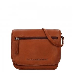 The Chesterfield Brand Coco Shoulderbag cognac Damestas