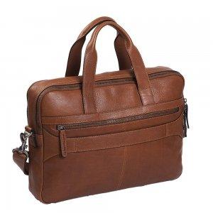 The Chesterfield Brand Duke Laptop Bag cognac