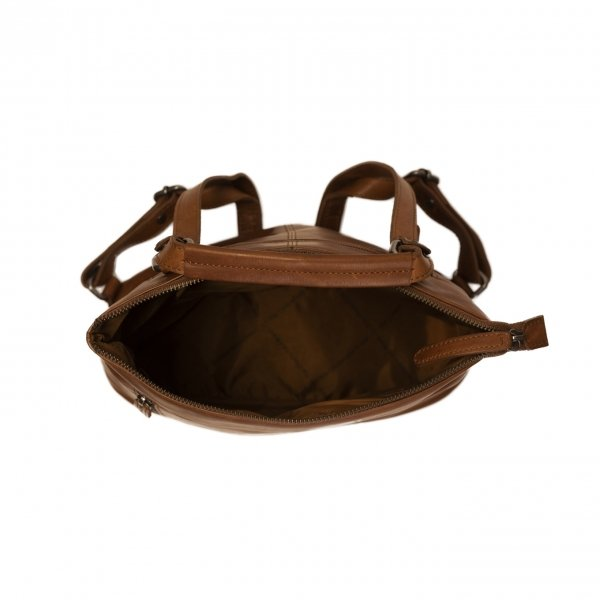 The Chesterfield Brand Elise Backpack cognac Damestas van Leer