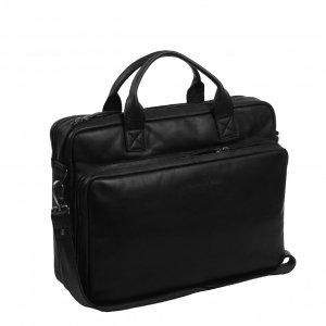 The Chesterfield Brand Jackson Laptoptas black