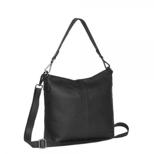 The Chesterfield Brand Jen Shoulderbag black Damestas van Leer