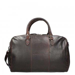 The Chesterfield Brand Liam Travelbag brown Weekendtas