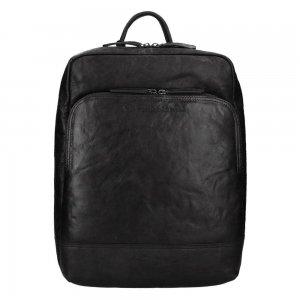 The Chesterfield Brand Maci Backpack 15.4'' black backpack