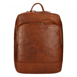 The Chesterfield Brand Maci Backpack 15.4'' cognac backpack
