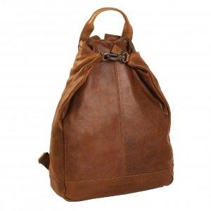 The Chesterfield Brand Manchester Backpack cognac Damestas