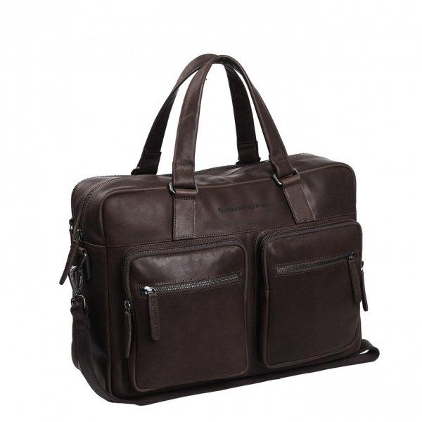 The Chesterfield Brand Misha Laptoptas brown
