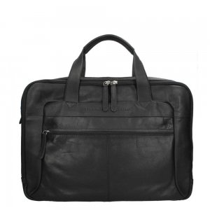 The Chesterfield Brand Ryan Laptopbag Large black