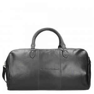 The Chesterfield Brand William Travelbag black Weekendtas