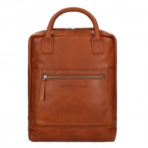 The Chesterfield Brand Yonas Laptop Backpack cognac backpack