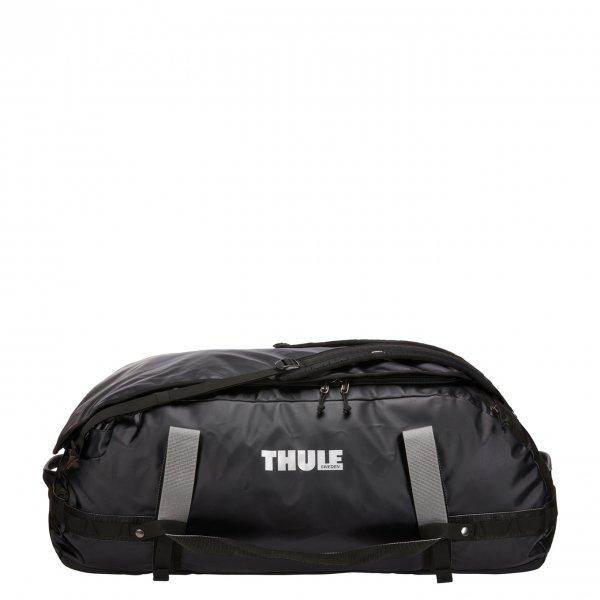 Thule Chasm XL 130L black Weekendtas van Polycarbonaat