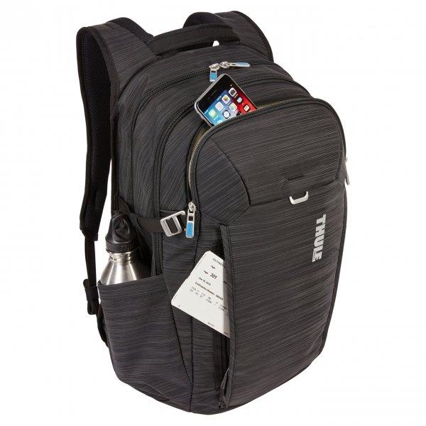 Thule Construct Backpack 28L black backpack van Nylon