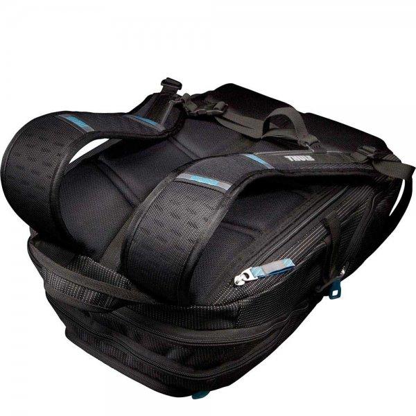 "Thule Crossover 21L Backpack 15"" black backpack van Nylon"