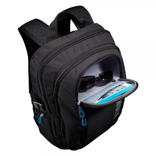 "Thule Crossover 21L Backpack 15"" black backpack"