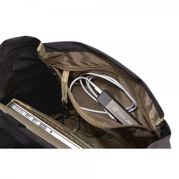 Thule Lithos Backpack 16L rooibos / forest night backpack van Polyester