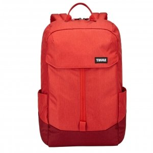 Thule Lithos Backpack 20L lava/red feather backpack