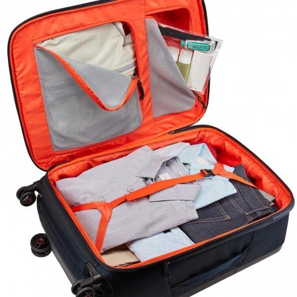 Zachte koffers van Thule