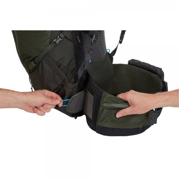 Thule Versant 60L Women Backpack mazerine blue backpack van Nylon