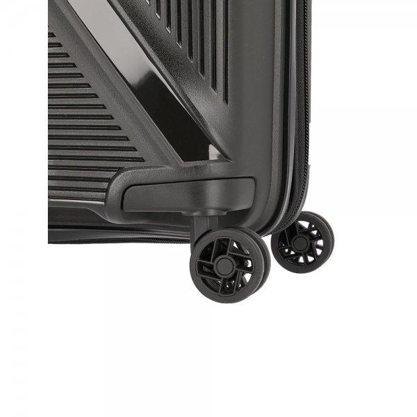 Titan Paradoxx 4 Wiel Trolley L black uni Harde Koffer